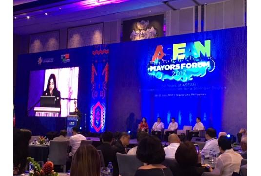 DIỄN ĐÀN THỊ TRƯỞNG ASEAN LẦN THỨ 3 TẠI TP TAGUIG, PHILIPPINES