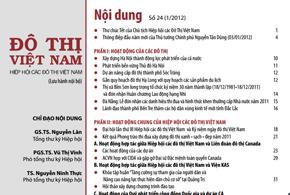 Ấn phẩm số 24, tháng 1/2012