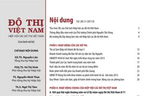 Ấn phẩm số 28, tháng 1/2013