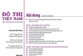 Ấn phẩm số 20, tháng 11/2010
