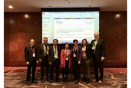 Hội nghị toàn cầu của Hội đồng và Ban chấp hành của Liên minh các thành phố và chính quyền địa phương thế giới (UCLG) tại Hàng Châu, Trung Quốc