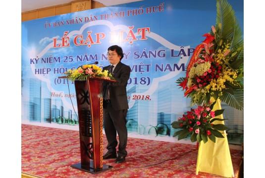 Thành phố Huế: Kỷ niệm 25 năm ngày sáng lập Hiệp hội các đô thị Việt Nam