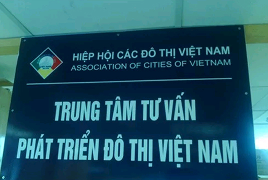 Decision on Establishment of Consulting Center of Vietnam Urban Development (CCVUD)